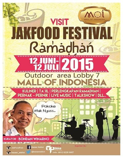 VISIT JAKFOOD FESTIVAL Ramadhan