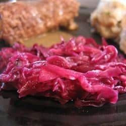 German Recipe: German Red Cabbage