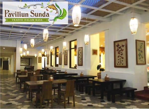 Paviliun Sunda, Nikmatnya Kuliner Kota Bandung