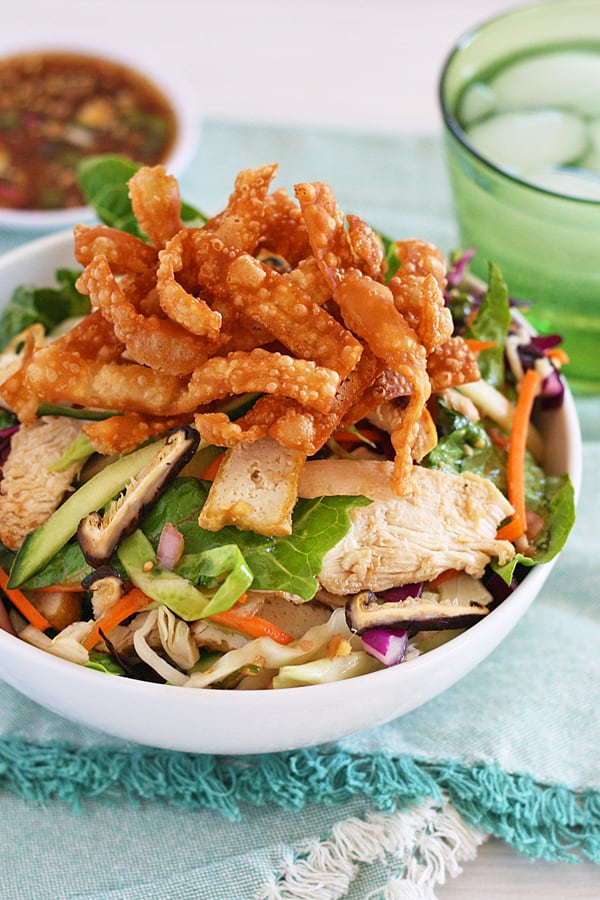 Chinese Recipe: Chinese Chicken Salad