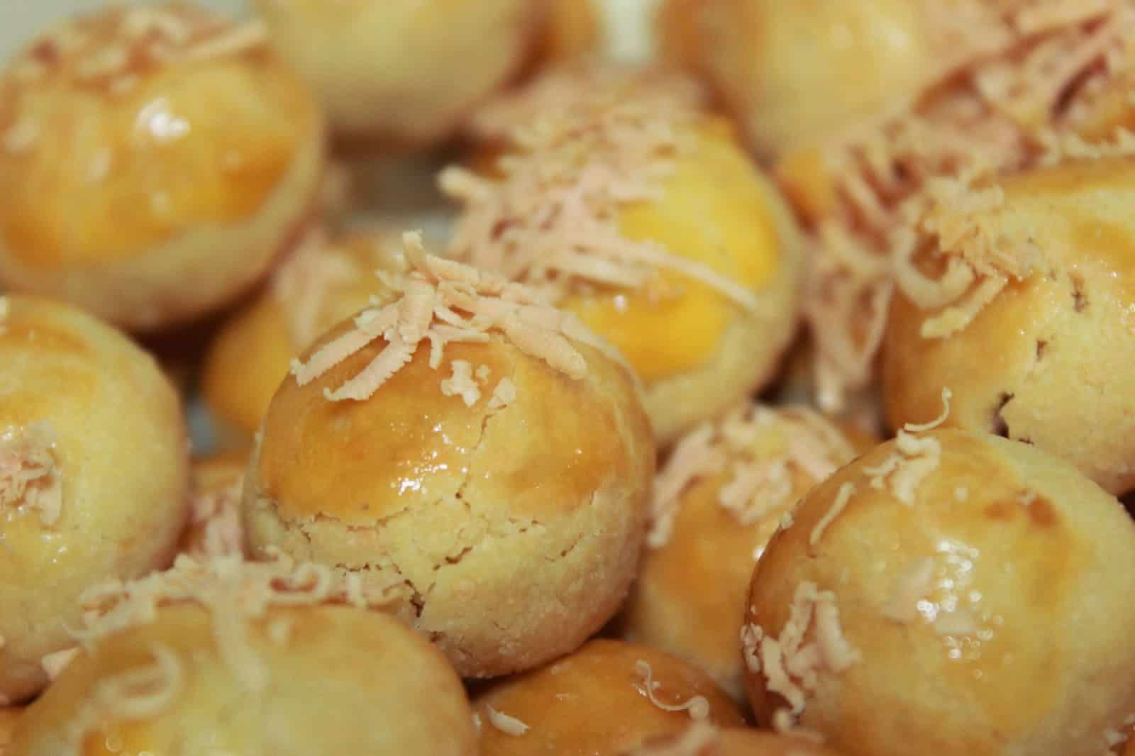 Kue Lebaran: Kue Nastar Durian