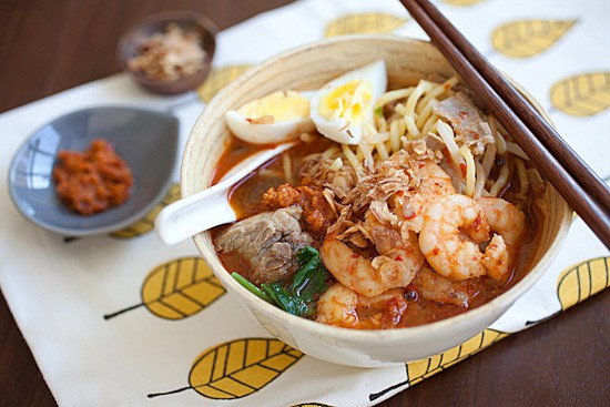 Malaysian Recipe: Penang Hokkien Mee