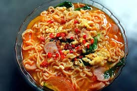 Resep Mie Dog Dog