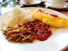 Resep Malaysia: Nasi Lemak