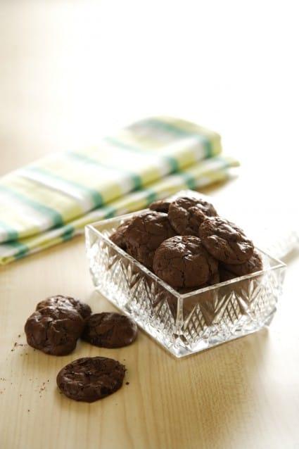 Resep Lebaran: Chocolate Cookies