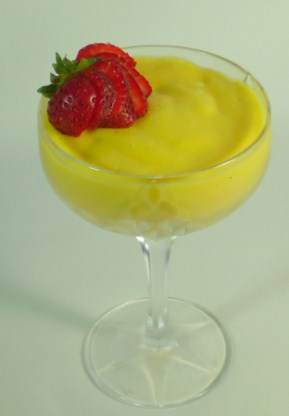 Thailand Recipe: Mango Pudding