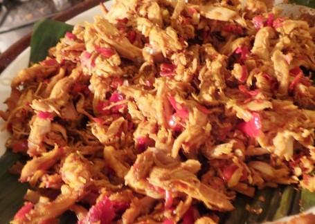 Masakan Bali: Ayam Pelalah Khas Bali