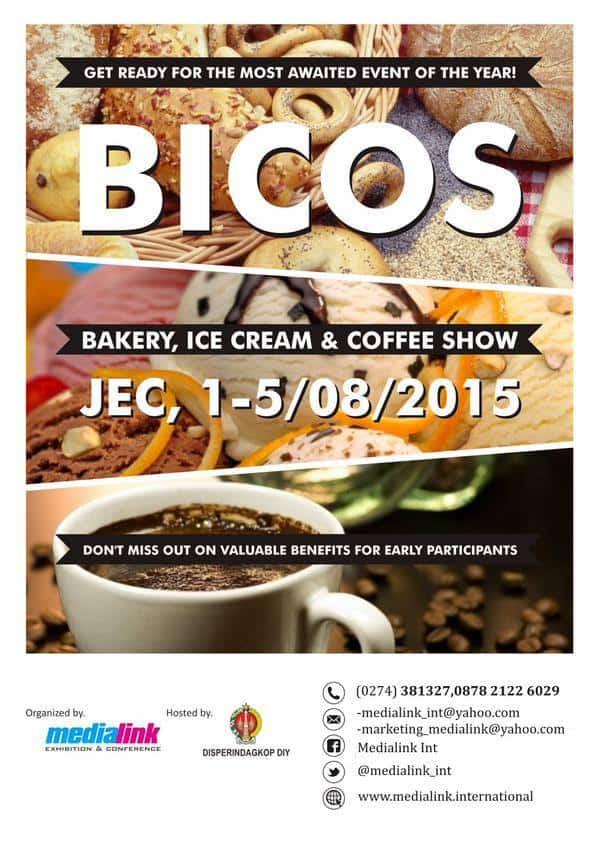 BICOS (BAKERY, ICE CREAM & COFFEE SHOW)