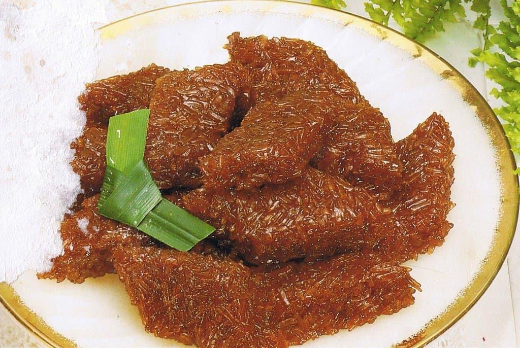 Resep Kue Wajik Legit