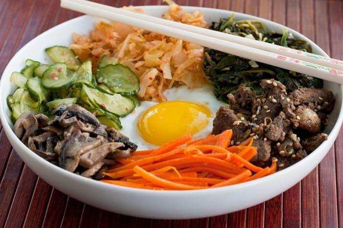 Masakan Korea: Nasi Bibimbap Sehat dan Bergizi