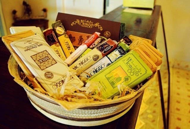 Cokelat Monggo: Cokelat Lokal Yogyakarta Cita Rasa Belgia