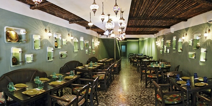 Warung Turki, Warung Eksotik Bernuansa Restoran di Jakarta