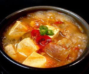 Resep Korea: Kimchi Jjigae