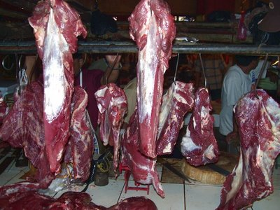 Tempat Pemotongan Daging