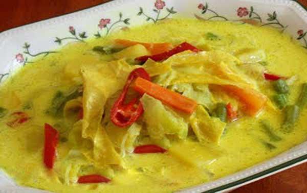 Resep Malaysia: Sayur Lodeh Malaysia