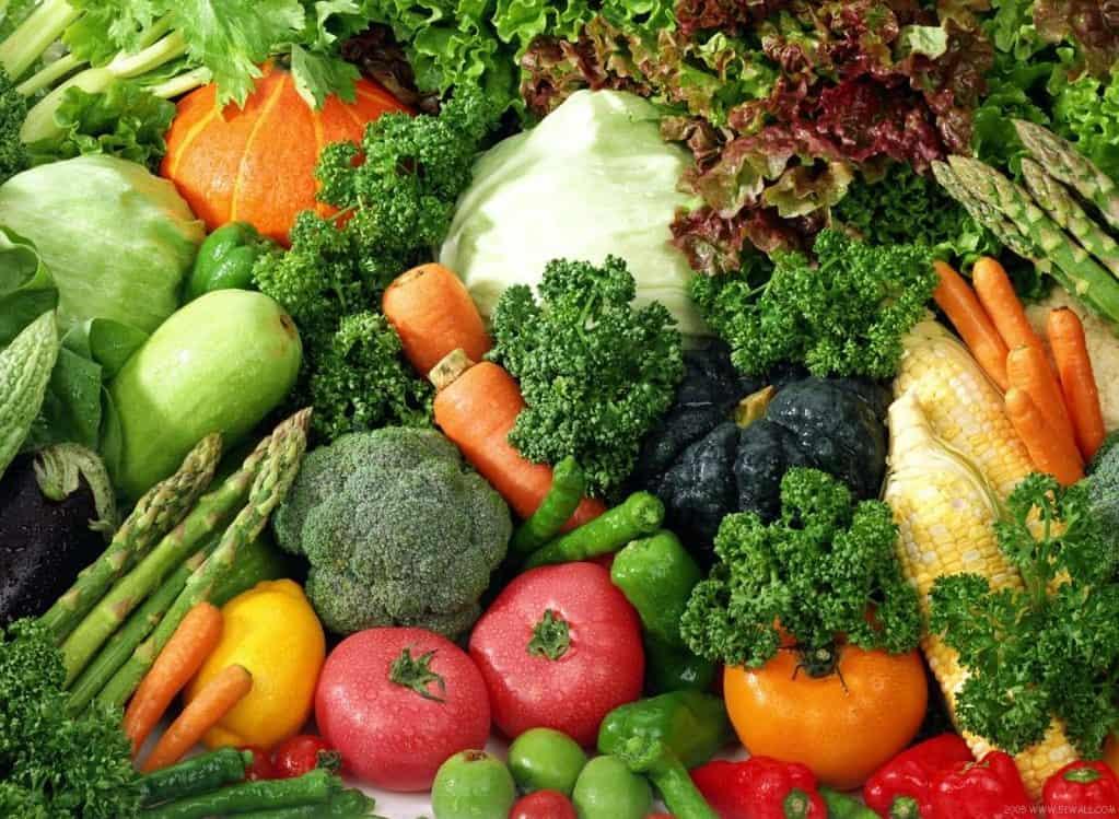 Membuat Warna Sayuran Rebus Tetap Segar