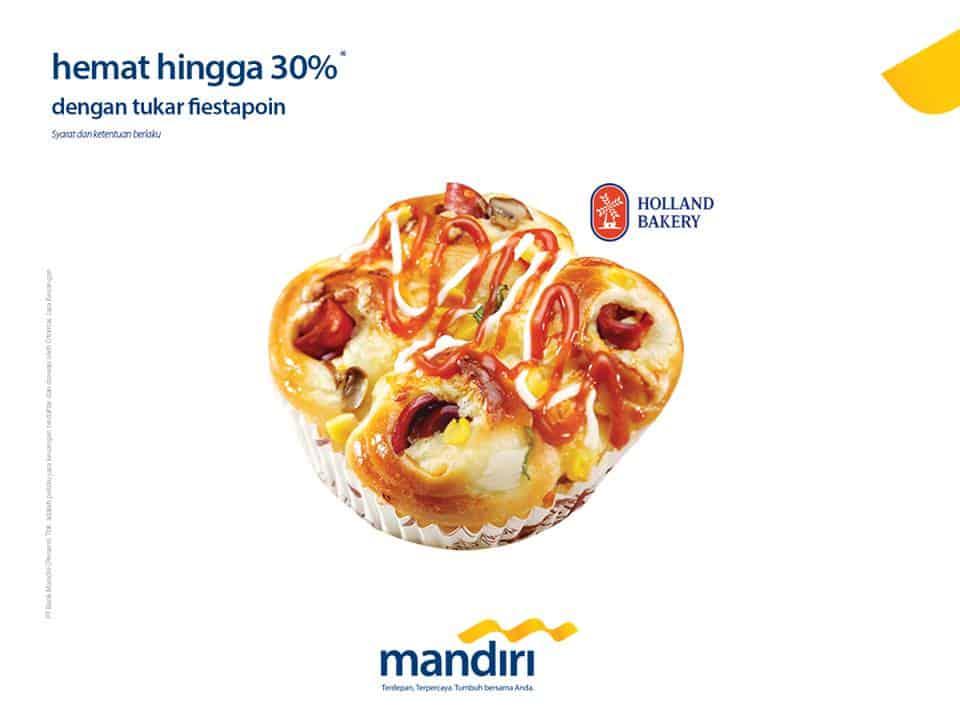 Holland Bakery Promo Hemat Hingga 30%