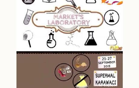 Hunting Jajanan Lezat di Market's Laboratory Supermal Karawaci