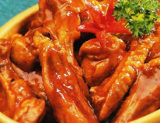 Resep Sayap Ayam Bumbu Rujak
