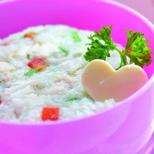 Resep Masakan Bayi: Tim Tahu