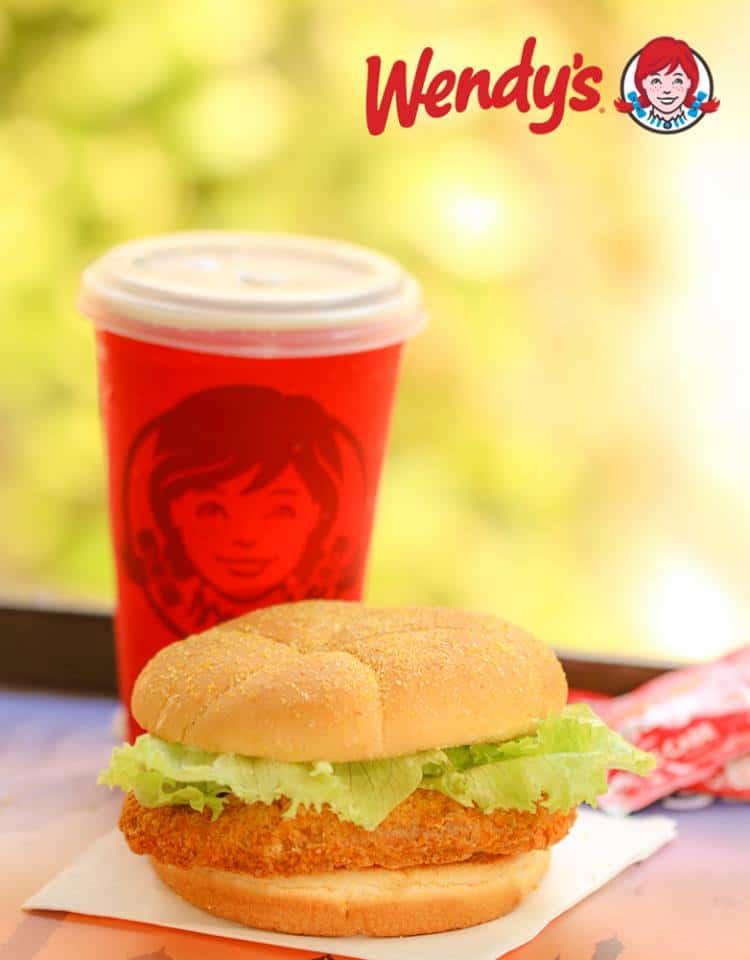 Wendy's Promo Burger Hemat Hanya Rp 17.273,-!