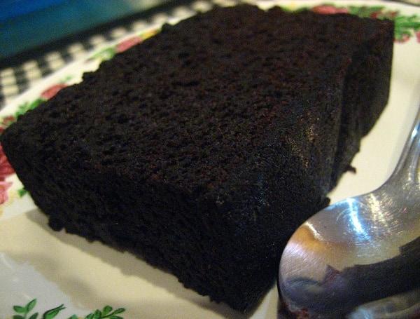 Resep Cake Coklat Kukus (Tanpa Telur)