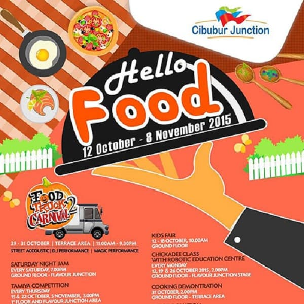 Hello Food di Cibubur Junction