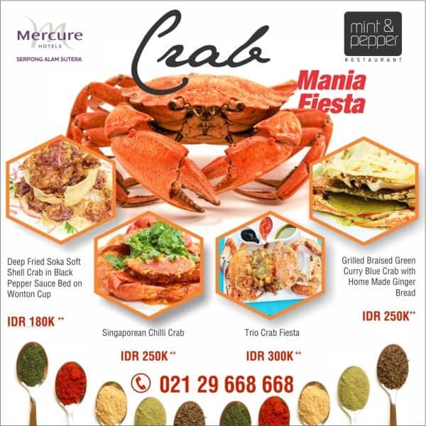October Food Fest di Mercure Serpong Alam Sutera