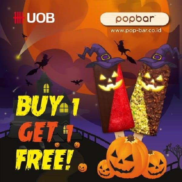 Popbar Promo Spesial Halloween Buy 1 Get 1 Free