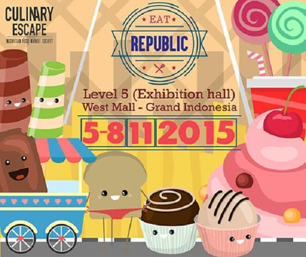 Culinary Escape Eat Republic di Grand Indonesia