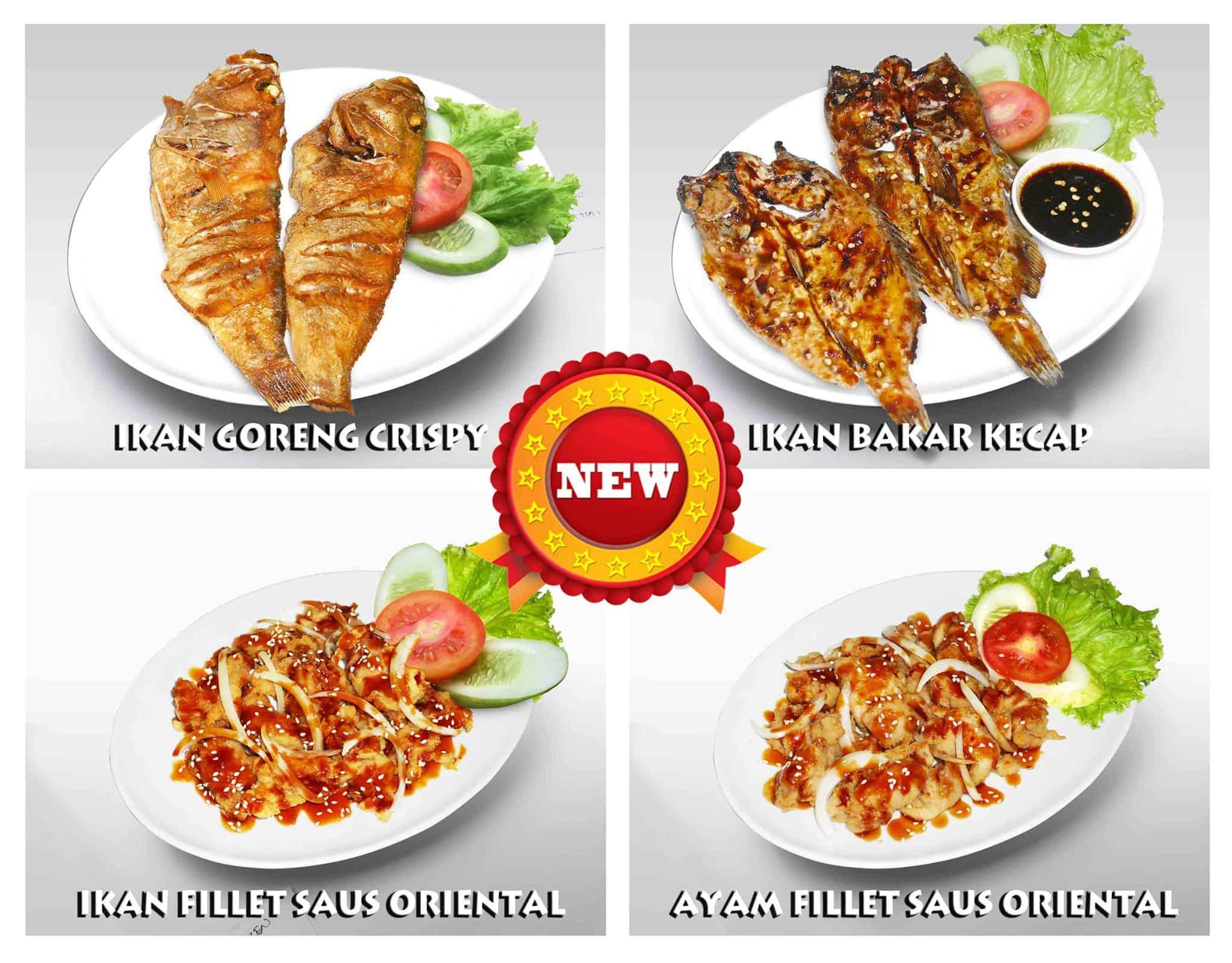 D'Cost Promo Varian Menu Seafood Terbaru