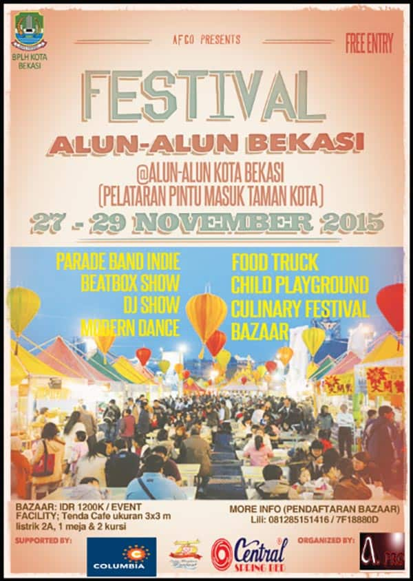 Festival Alun-Alun Bekasi