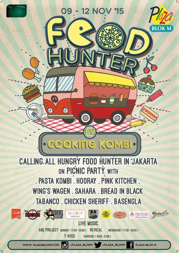 Food Hunter by Cooking Kombi