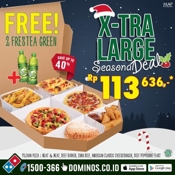 Dominos Pizza Page 3 Katalog Kuliner