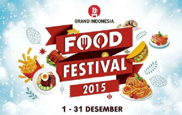 Food Festival 2015 di Grand Indonesia