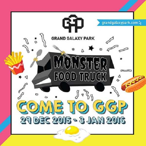 Monster Food Truck Come To Grand Galaxy Park