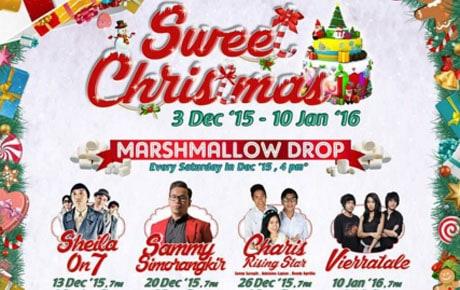 Sweet Christmas Bazaar di Summarecon Mal Serpong