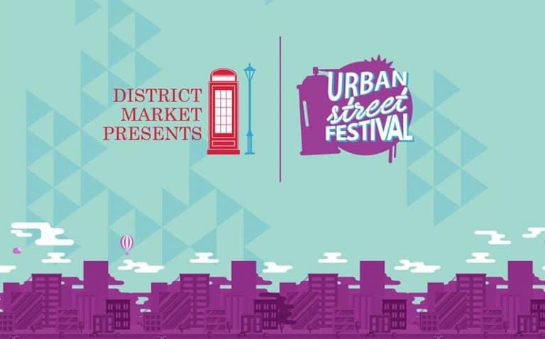 Urban Street Festival di Jakarta