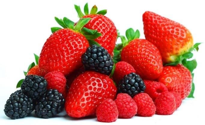 Buah-buahan Yang Kaya Akan Kandungan Antioksidan