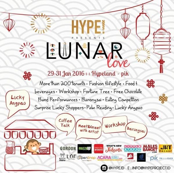 Berkuliner di Lunar Love HYPE.ID Jakarta