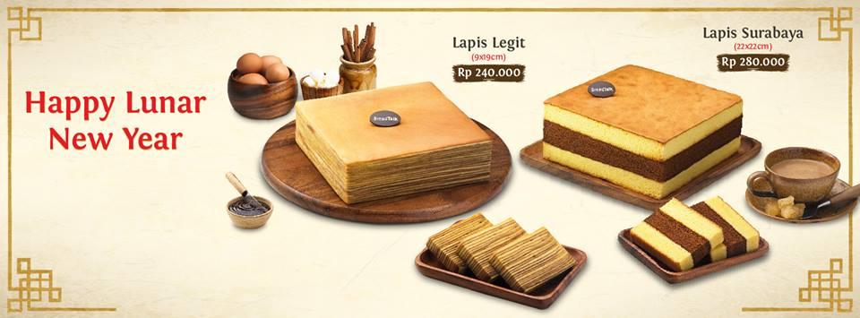 BreadTalk Promo Lunar New Year Harga Spesial Mulai Rp. 240.000,-