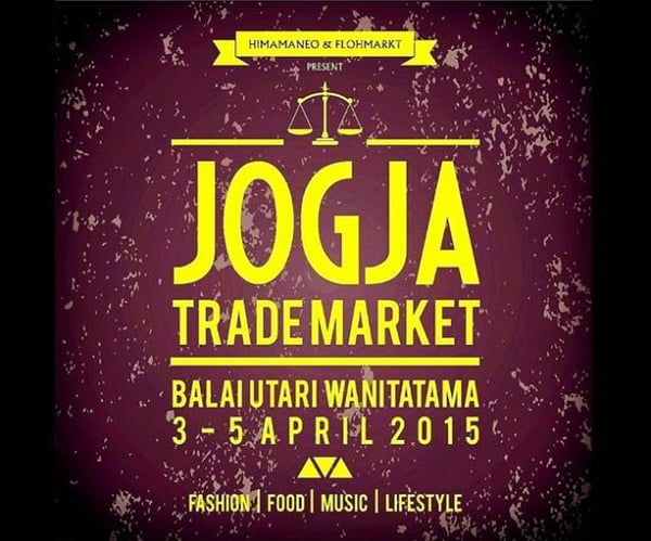 Jogja Trade Market di Balai Utari Wanitatama