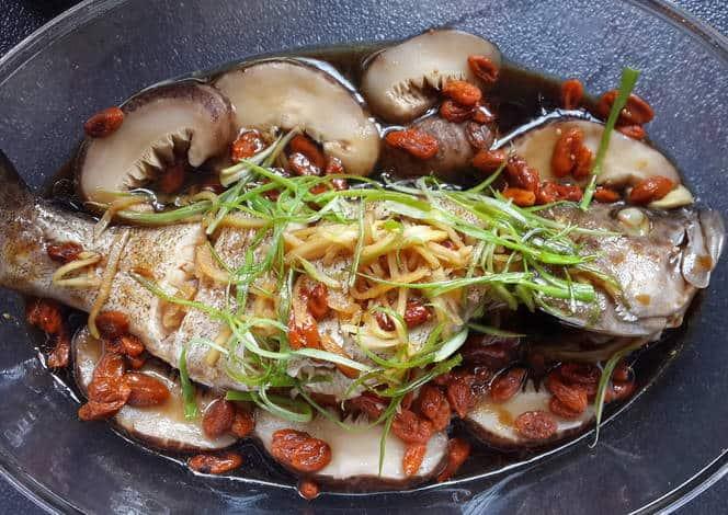 Resep Membuat Ikan Kukus Jamur