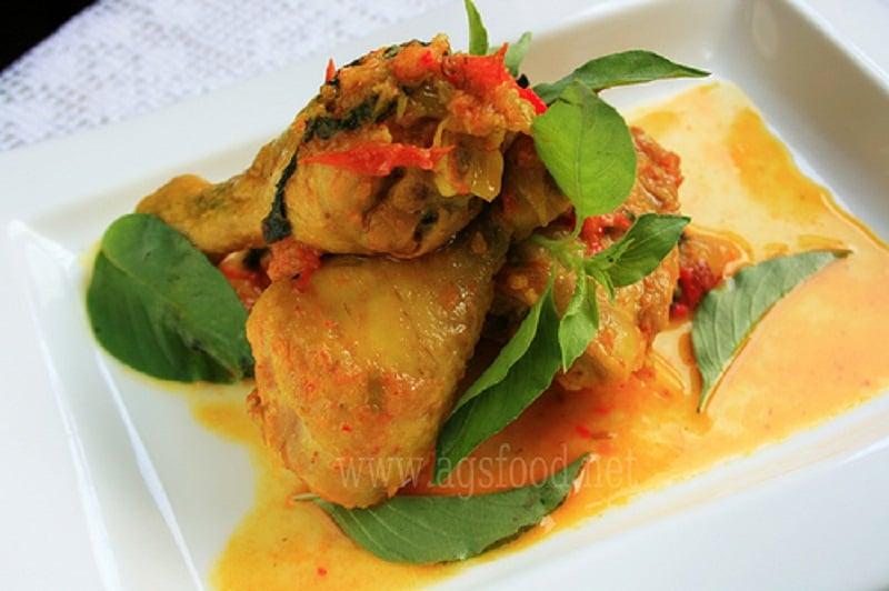 Resep Membuat Ayam Garo Rica Khas Manado