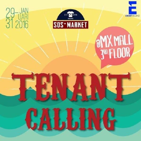 S.O.S Market di MX Mall Malang