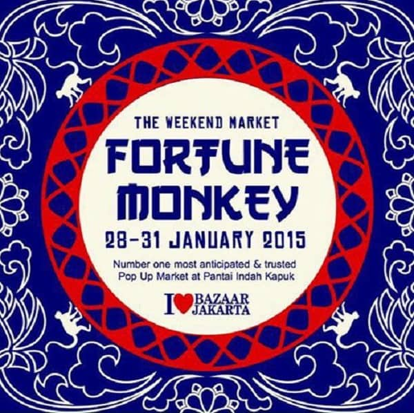 The Weekend Market Fortune Monkey di PIK
