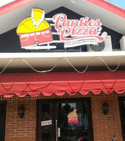 Tempat Panties Pizza
