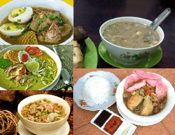 5 Aneka Resep Soto Daging Sapi Favorit Khas Daerah Di Indonesia