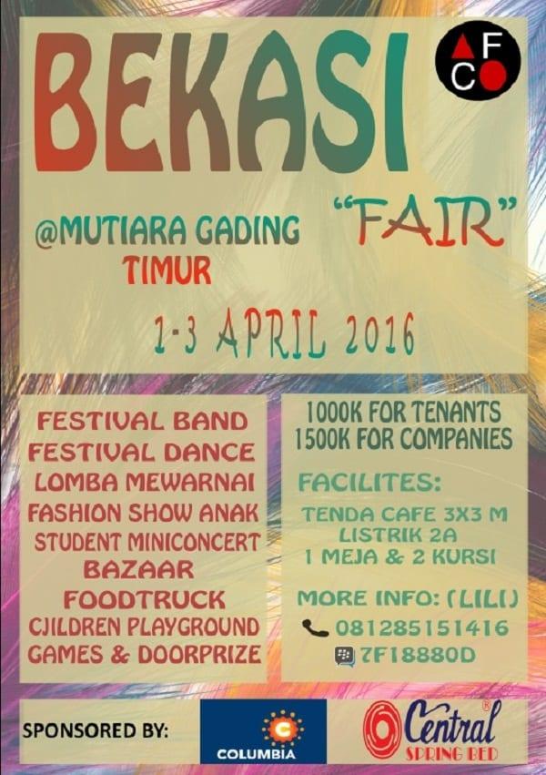 Bekasi Fair