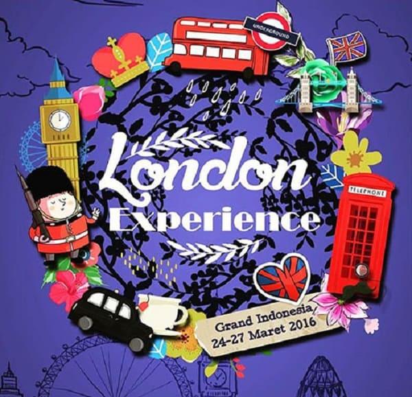 Belanja Fashion dan Berkuliner di London Experience
